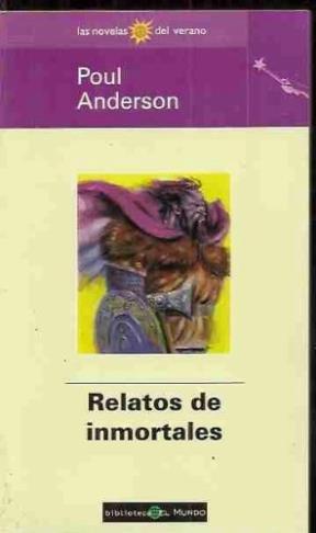 9788481300857: Relatos de Inmortales (Spanish Edition)