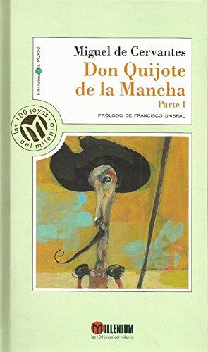 9788481301090: El Ingenioso Hidalgo Don Quijote de la Mancha (Colección Millenium)