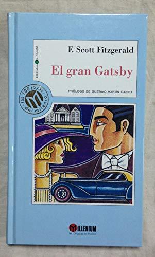 Imagen de archivo de El Gran Gatsby a la venta por SIETE CIUDADES