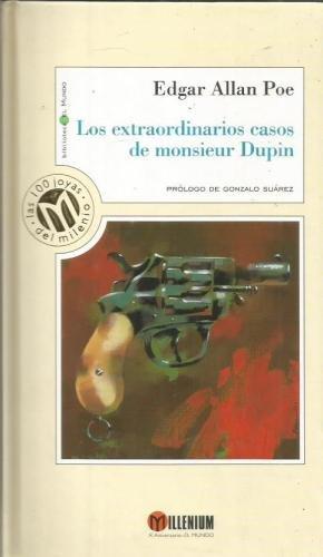 9788481301199: Los Extraordinarios Casos de Monsieur Dupin (Biblioteca El Mundo)