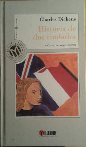 9788481301380: Historia De Dos Ciudades