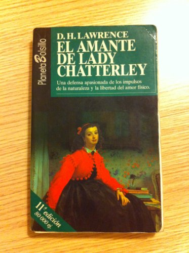 9788481301489: El Amante de L. Chaterley / Lady Chatterley's Lover (Spanish Edition)