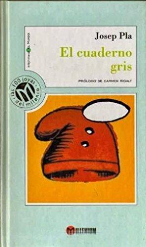 9788481301571: El Cuaderno Gris