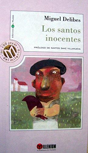 9788481301809: Los santos inocentes