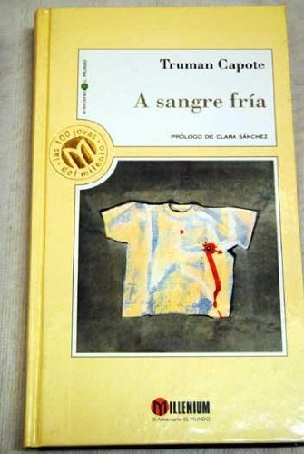 9788481302134: A Sangre Fria (Spanish Edition)