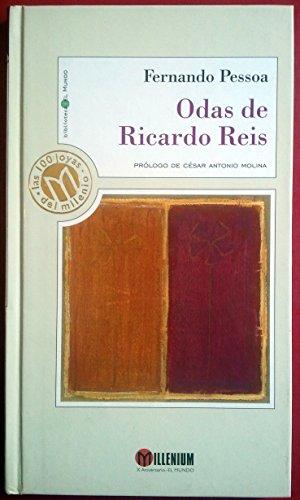 9788481302141: Odas de Ricardo Reis