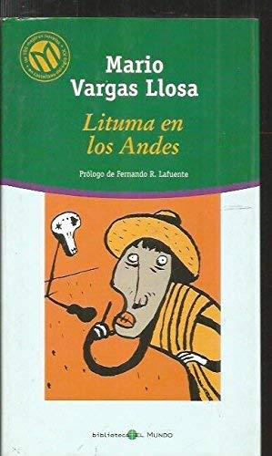 LITUMA EN LOS ANDES: Vargas Llosa M.