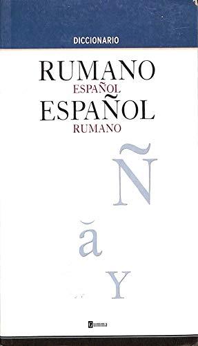 9788481302660: Diccionario Rumano - Español / Español Rumano