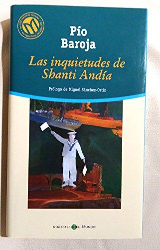 9788481302738: Las inquietudes de shanti andia