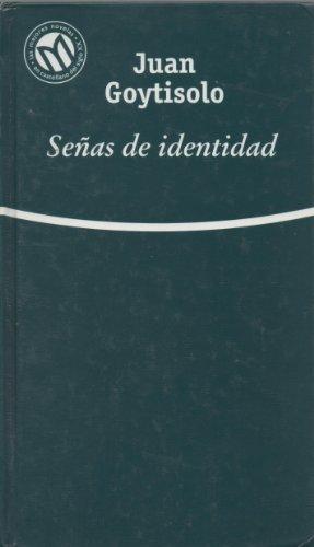 9788481302752: Señas de identidad
