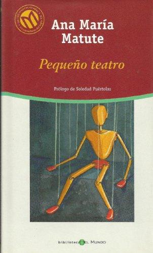 9788481302820: Pequeño teatro