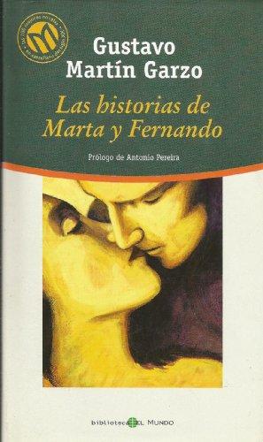 9788481303292: Las historias de Marta y Fernando
