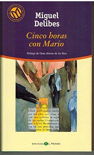 9788481304060: CINCO HORAS CON MARIO