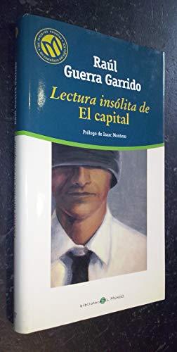 9788481304398: LECTURA INSOLITA DE EL CAPITAL