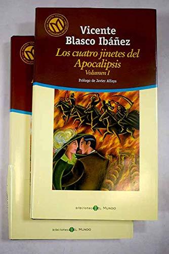 9788481304442: Los Cuatro Jinetes Del Apocalipsis (I & II)