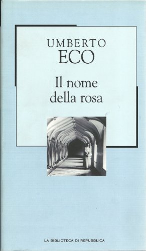 Nome Rosa by Eco AbeBooks