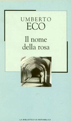 Il Nome Della Rosa (848130445X) by Umberto Eco