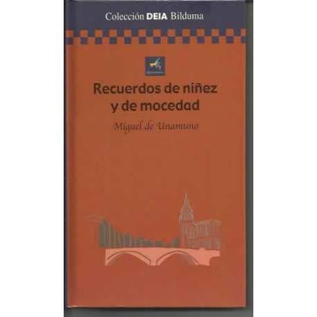 9788481305043: RECUERDOS DE NIÑEZ Y DE MOCEDAD