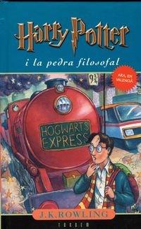 9788481312775: Harry Potter i la pedra filosofal (La Moto)