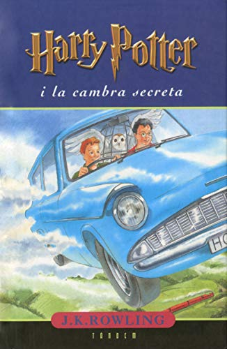 9788481313284: Harry Potter i la cambra secreta (La Moto)