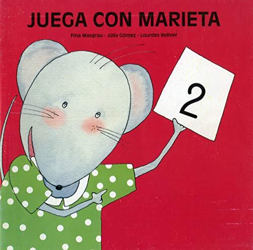 9788481316124: Juega con Marieta 2