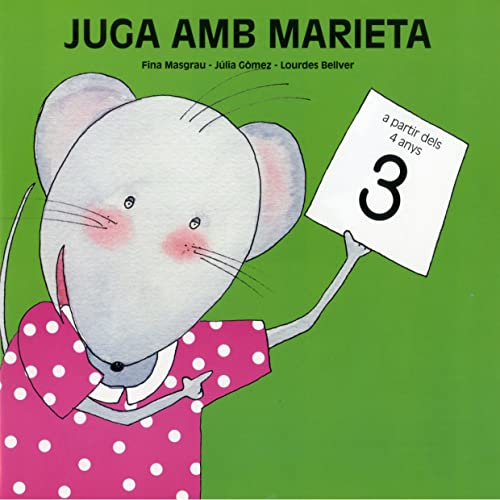 9788481316131: Juga amb Marieta 3