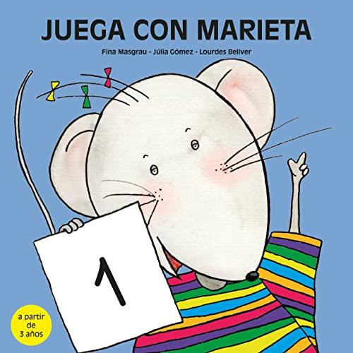 9788481316322: Juega con Marieta 2 (3 años)