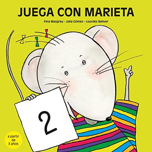 9788481316346: Juega con Marieta 1 (3 años)