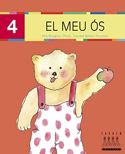 9788481317206: Per anar llegint... xino-xano: El meu ós (majúscula): 4 - 9788481317206