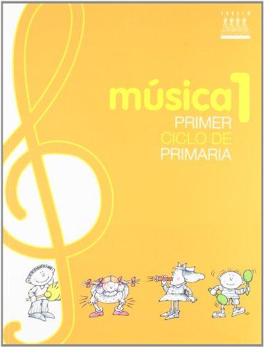 9788481317381: M�sica 1. 1� de primaria