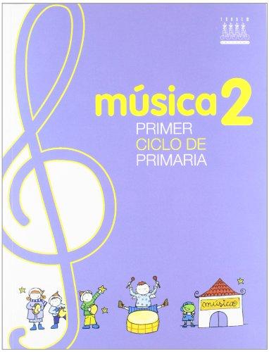 9788481317404: Música 2. 2º de primaria (Música Primaria)
