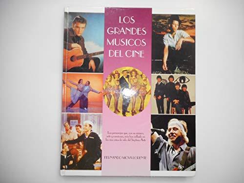 9788481350104: Musicos del cine (cien años de vida del septimo arte)