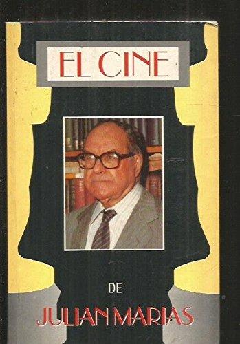 9788481350203: Cine De Julian Marias Vol. 1, El
