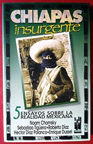 9788481360042: Chiapas insurgente (Gebaratik at)