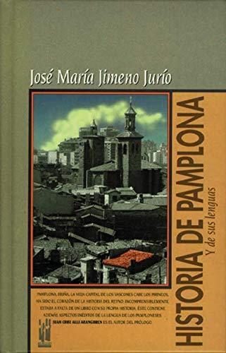 9788481360172: Historia de Pamplona y de sus lenguas (Spanish Edition)