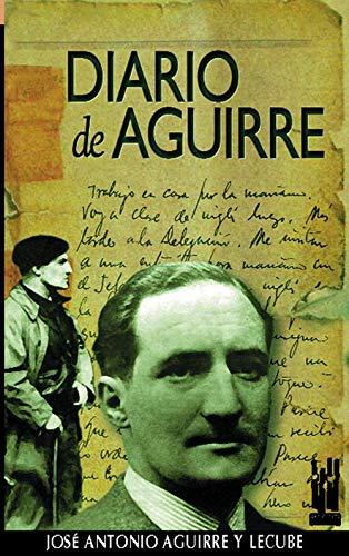 9788481361032: Diario de Aguirre