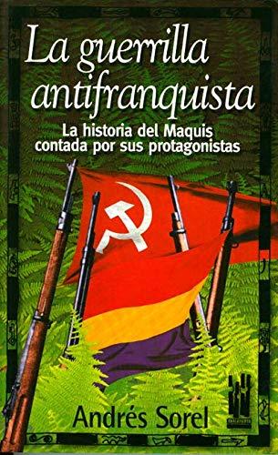 9788481362299: La Guerrilla Antifranquista