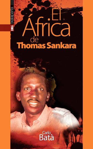 9788481366082: El África de Thomas Sankara (Gebara)