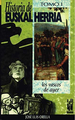 9788481369465: Historia de Euskal Herria I (Orreaga)