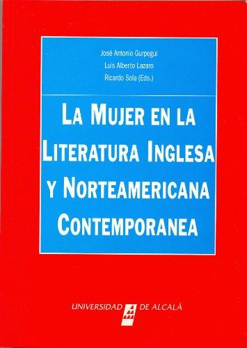 9788481380002: La mujer en la literatura inglesa y norteamericana.