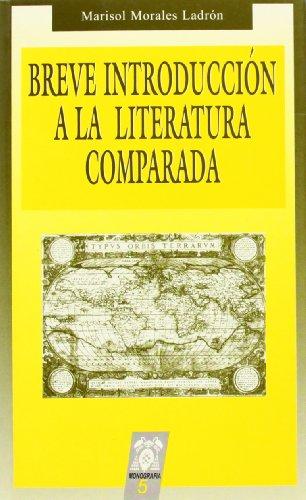 9788481383362: Breve introduccion a la literaturacomparada