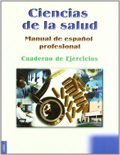 9788481386516: Ciencias de la salud. manual español profesional. cuaderno ejercicios