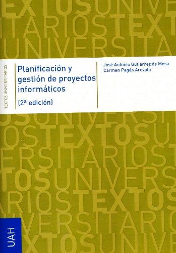 PLANIFICACION Y GESTION DE PROYECTOS INFORMATICOS: GUTIERREZ DE MESA,