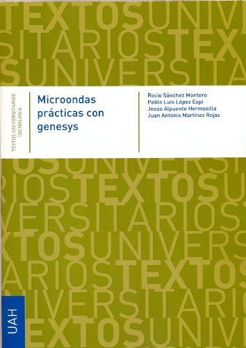 9788481389029: Microondas Practicas con Genesys