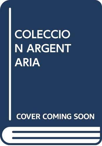 9788481400458: Coleccion argentaria:catalogo obraartistica
