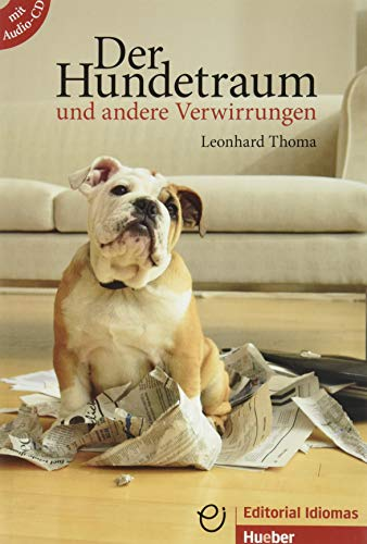9788481410242: DER HUNDETRAUM Libro+CD-Audio (Lecturas Aleman)