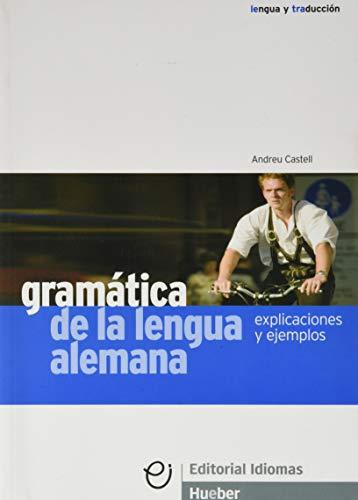 GRAMATICA LENGUA ALEMANA: ANDREU CASTELL
