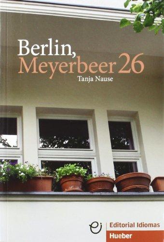 9788481410419: BERLIN MEYERBEER 26