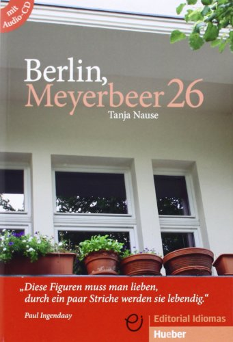 9788481410433: BERLIN, MEYERBEER 26 Libro+CD