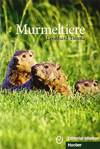 9788481410464: MURMELTIERE Libro (Lecturas Aleman)